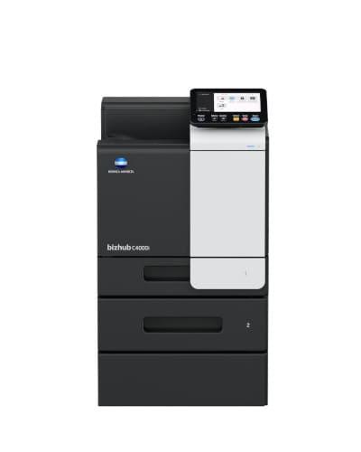 Dambis drukarka Konica Minolta bizhub C4000i zdjęcie1