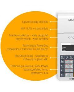 Dambis kasa fiskalna Novitus nano II online zdjęcie2